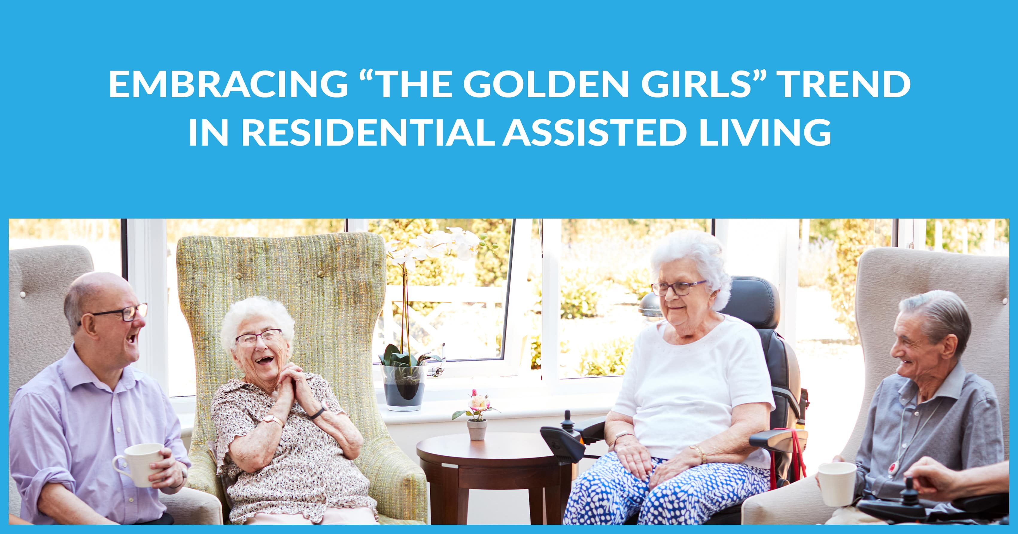 Golden Girls Blog Image
