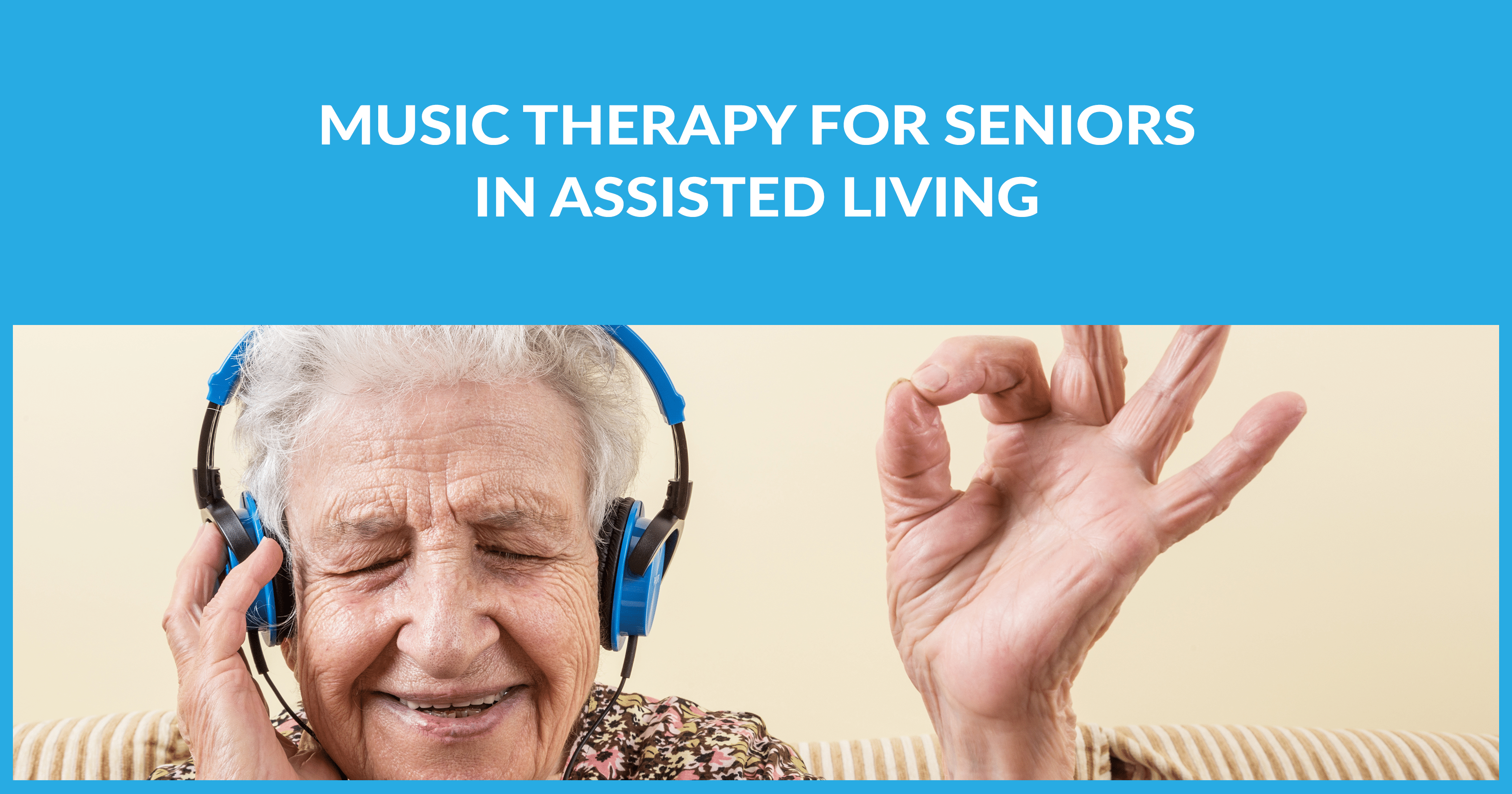 Music Therapy for Seniors in Assisted Living