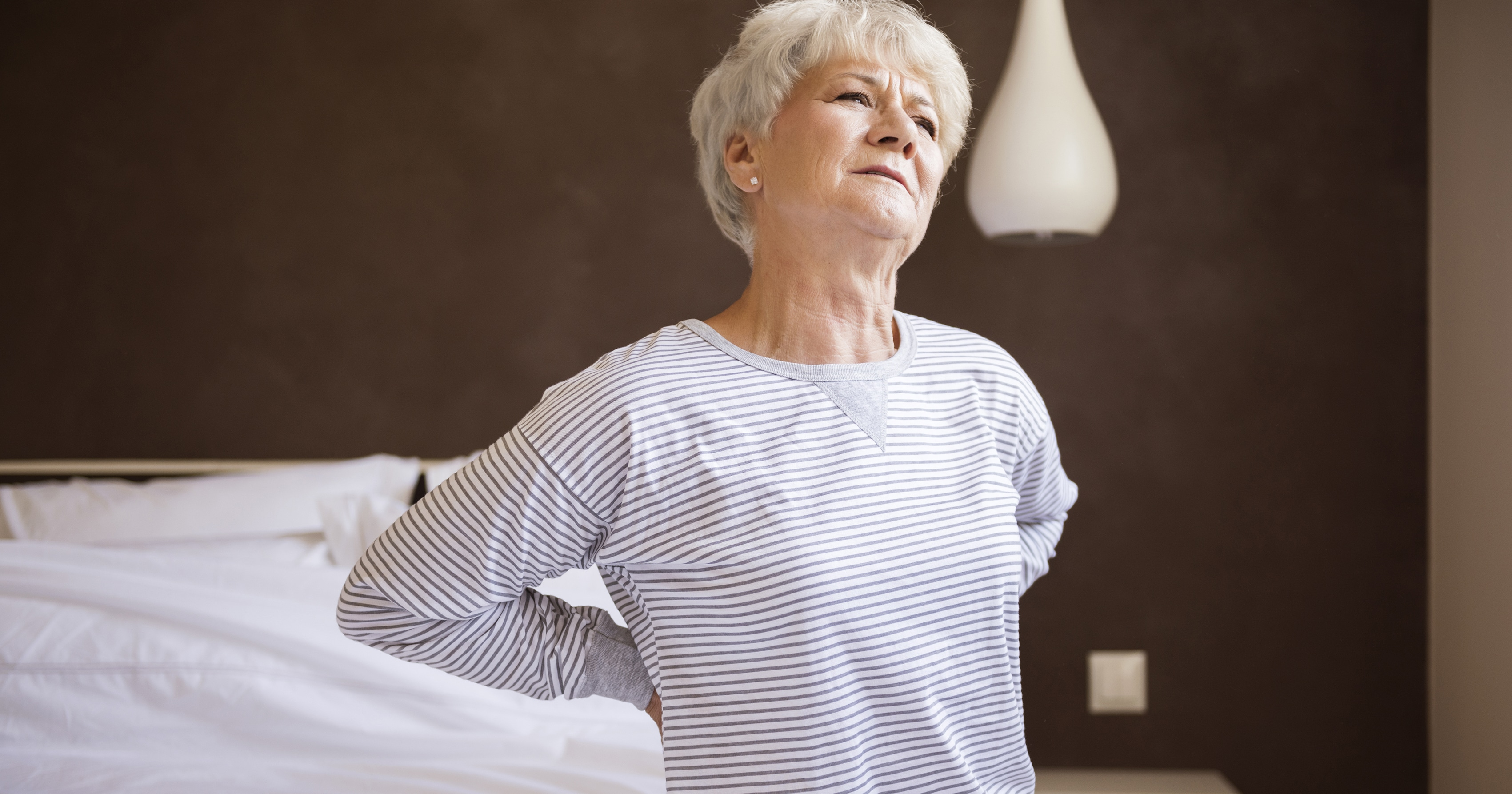 Seniors Living with Chronic Pain